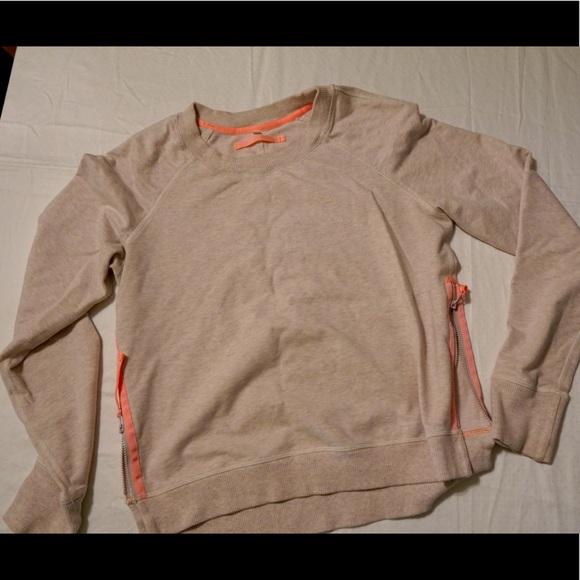Lululemon crew neck boxy sweater